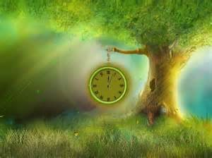 fantasy clock, i changed my Mind, Nick of time