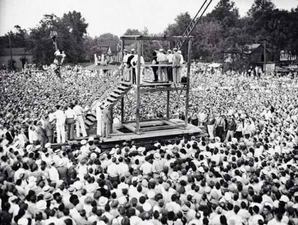 last public execution