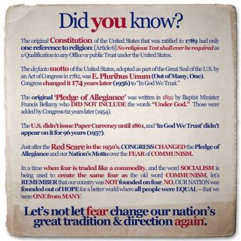 original constitution, changes to constitution, Janis Ian